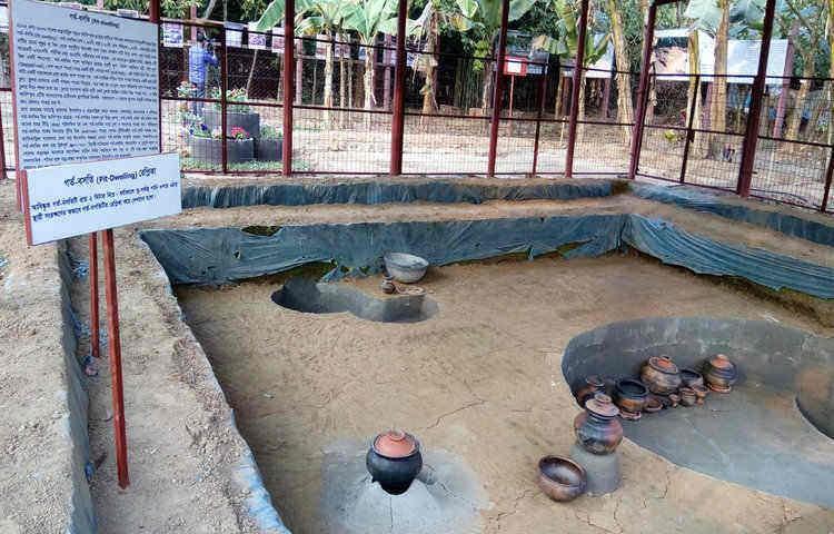 ঘুরে আসুন আড়াইহাজার বছরের পুরোনো সভ্যতায়, নরসিংদীর উয়ারী-বটেশ্বরে